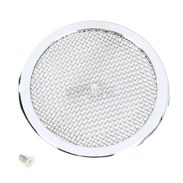 Pro Pad Chrome Mesh Ring Air Cleaner Cover - ACC-MR-C