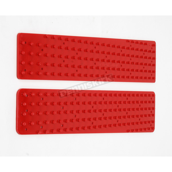 Snobug Full Length Red Footgrips - FFG-152