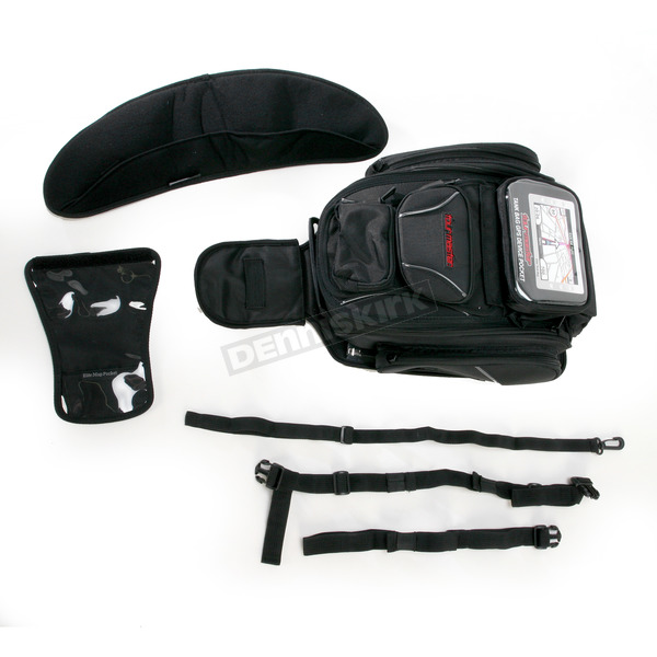 Tour Master Strap Mount Elite 14L Tank Bag - 8264-1005-14