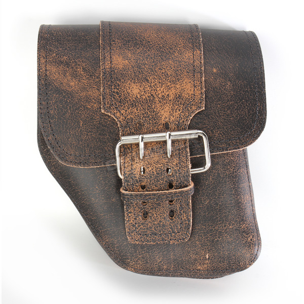 Brown Straight Back Solo Side Bag - 697391
