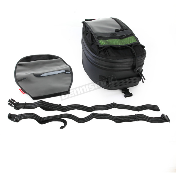 Fastrax Black Backroads Large Tank Bag - 50143-00