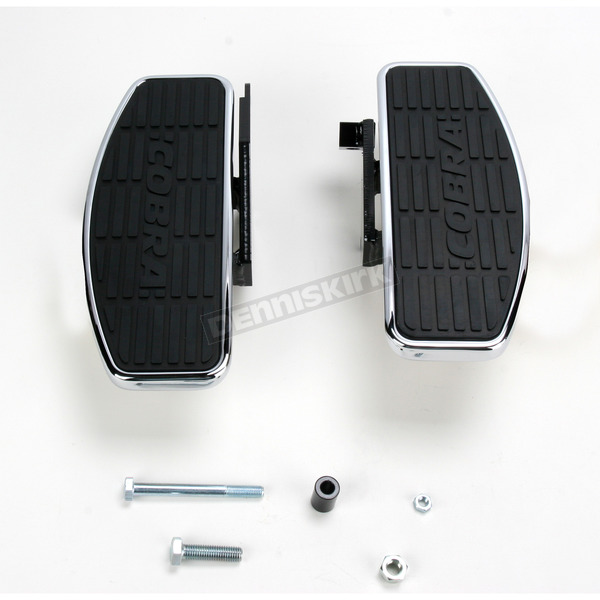 Cobra Classic Front Floorboard Kit - 06-1920