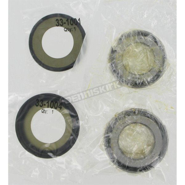 Moose Steering Stem Bearing Kit - 0410-0025