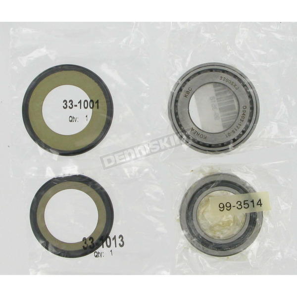 Moose Steering Stem Bearing Kit - 0410-0036