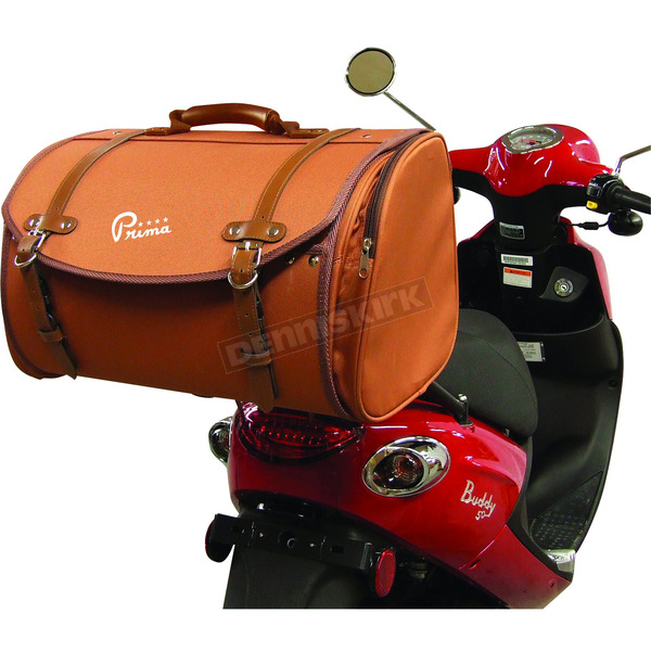 Prima Large Roll Bag - SBRH1-BROWN