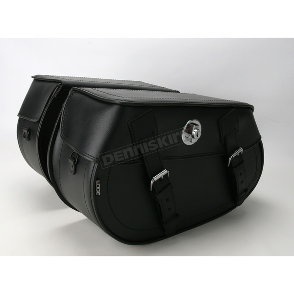 Edge Model 108 Plain Saddlebags - 5386