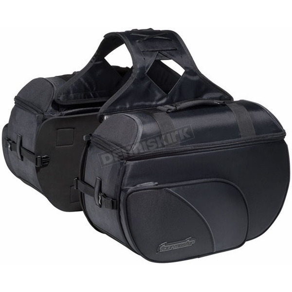 Tour Master Medium Box-Style Nylon Saddlebags - 8203-0305-05