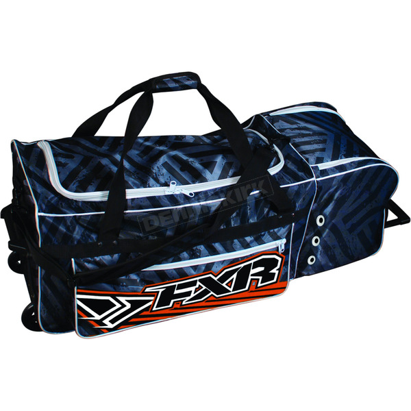 FXR Racing Charcoal Transporter Hazard Bag - 2709