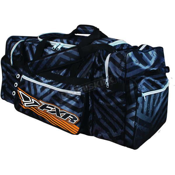FXR Racing Charcoal Hazard Gear Bag - 2711