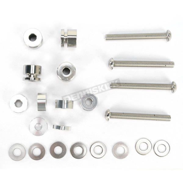 Edge Saddlebag Mounting Hardware Kit - 3347