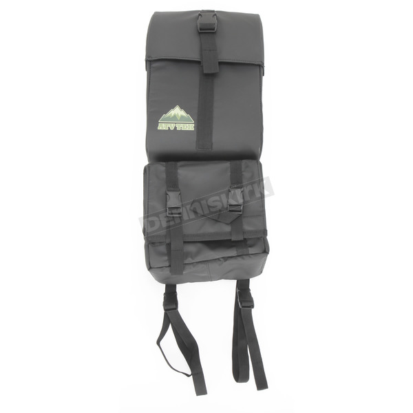 ATV Tek Black Arch Series Fender Bags - AFBLK