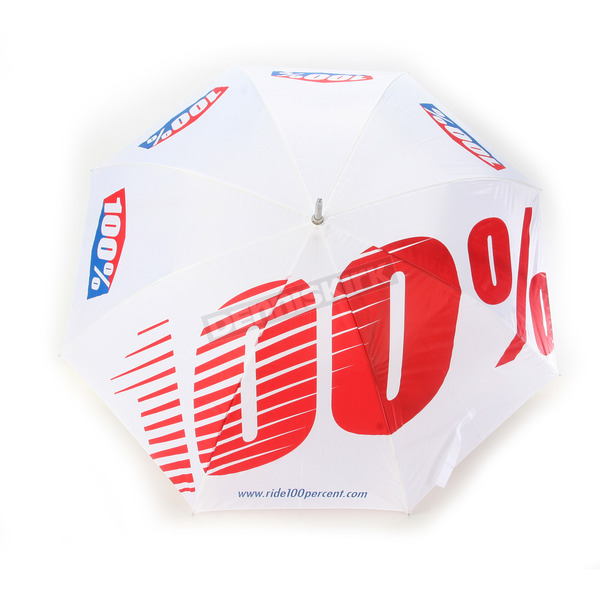 100% White Umbrella - 70801-000-00
