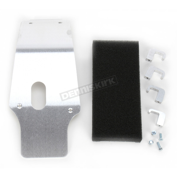 Works Connection MX Aluminum Skid Plate - 10-036