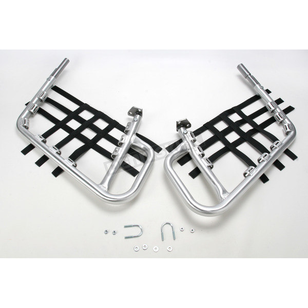 DG Alloy Nerf Bars w/Black Webbing - 60-21097