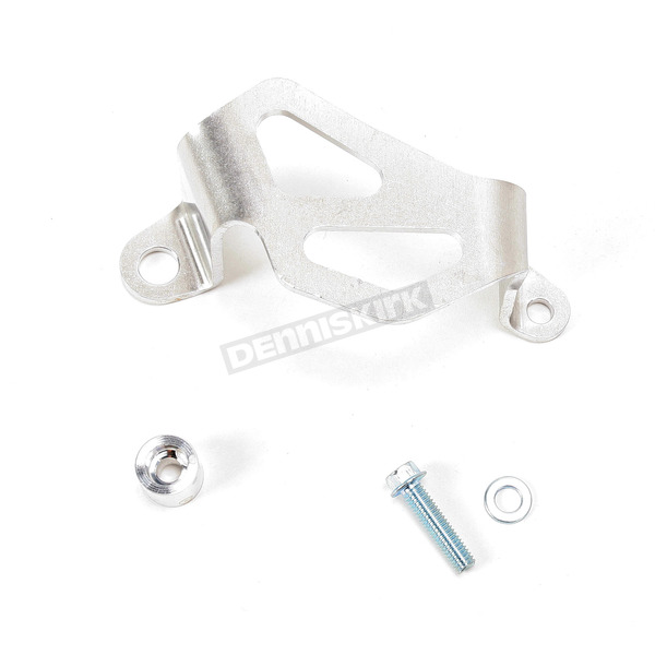 Works Connection Aluminum Rear Caliper Guard - 25-017