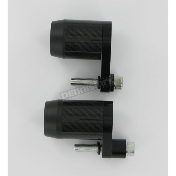 Powerstands Racing Carbon Frame Sliders - 07-00902-41