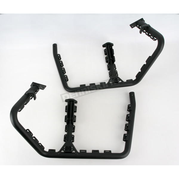 DG Race Peg Nerf Bars with Rear Nets - 601-6130X