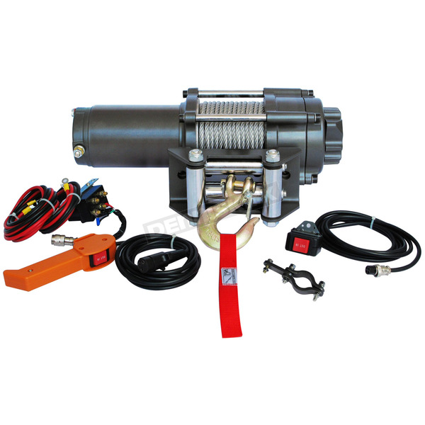 Falcon 3500LB Winch with Wire Rope - EWP3500A-U