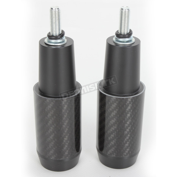 Powerstands Racing Carbon Frame Sliders - 07-00921-41