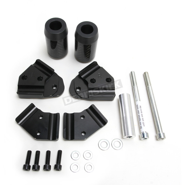 Powerstands Racing Carbon Frame Sliders - 03-00921-41