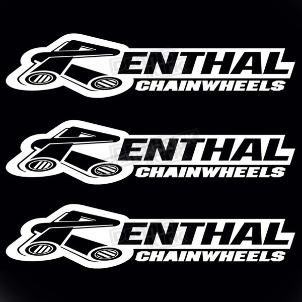 Factory Effex Renthal Decal - 12-94000
