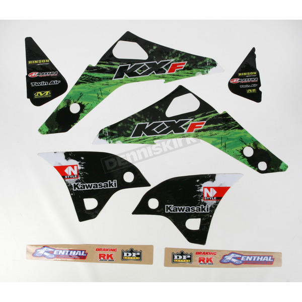 N-Style Paint Ultra Tank/Shroud Graphics - N403416
