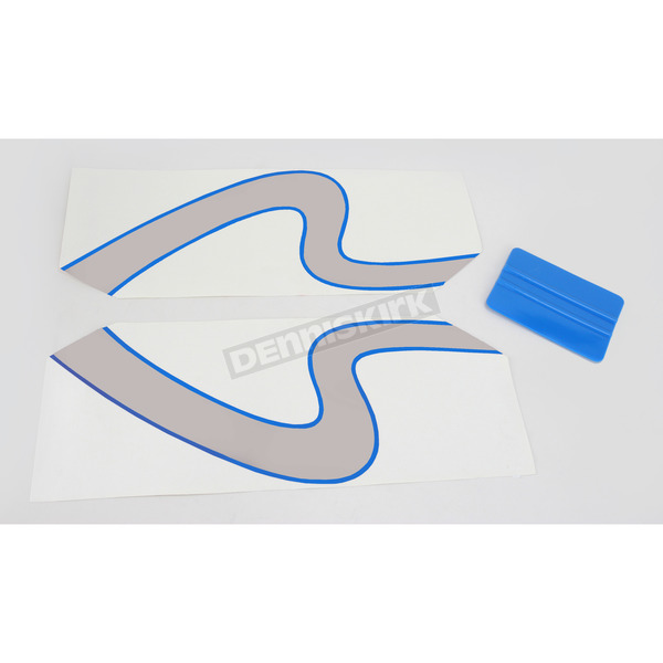 Hell's Foundry Winding Road Stripe Kit - HFFLTWRG05
