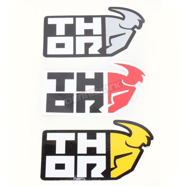 Thor Stacked Decals - 4320-1511