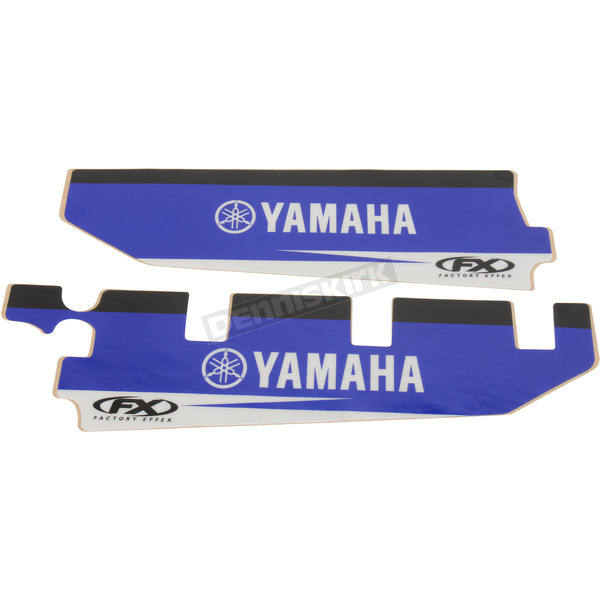 Factory Effex Yamaha Lower Fork Guard Graphics - 17-40202