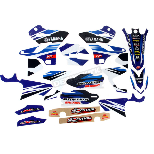 N-Style Impact Full Graphics Kit - N40-2720