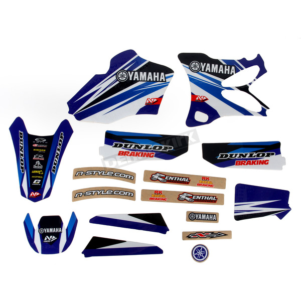 N-Style Impact Full Graphics Kit - N40-2726