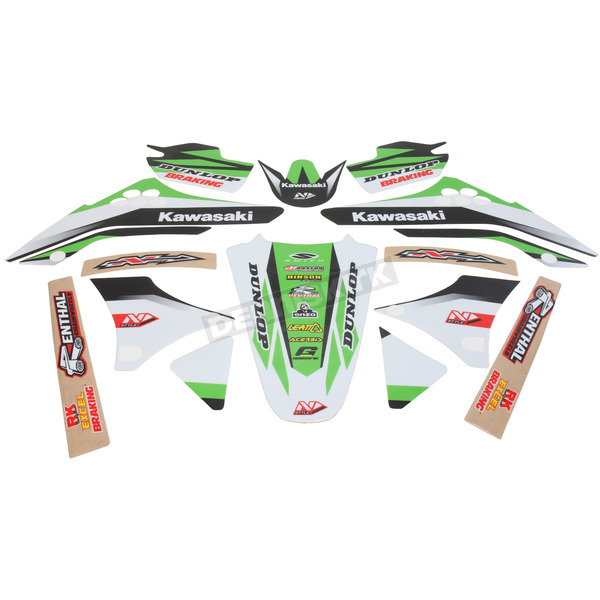N-Style Impact Full Graphics Kit - N40-3729