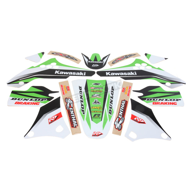 N-Style Impact Full Graphics Kit - N40-3731