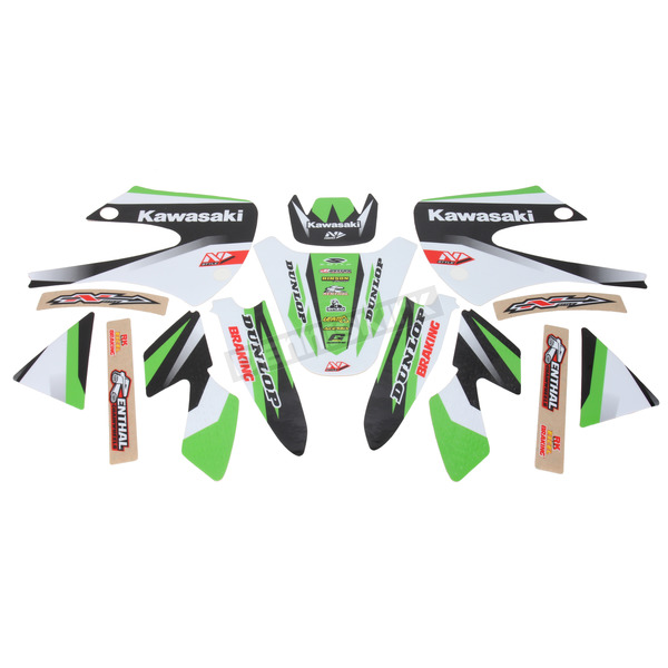 N-Style Impact Full Graphics Kit - N40-3737