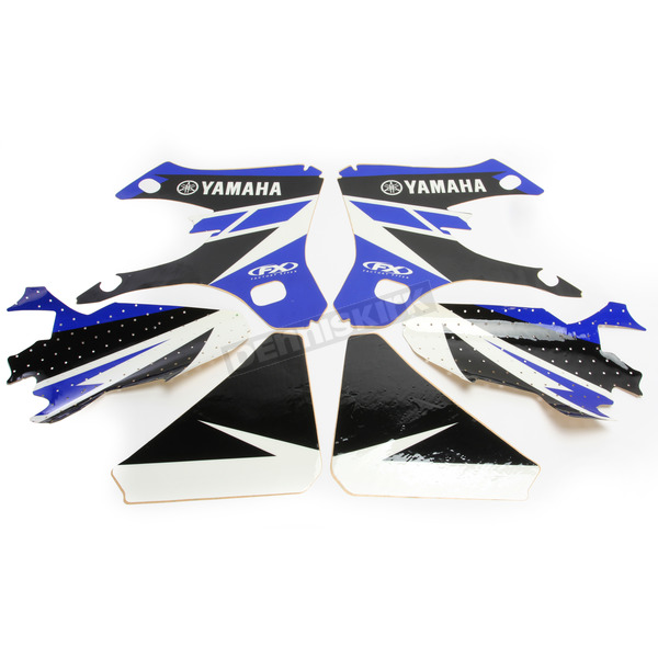 Factory Effex Yamaha FX EVO 13 Series Graphics Kit - 19-01222