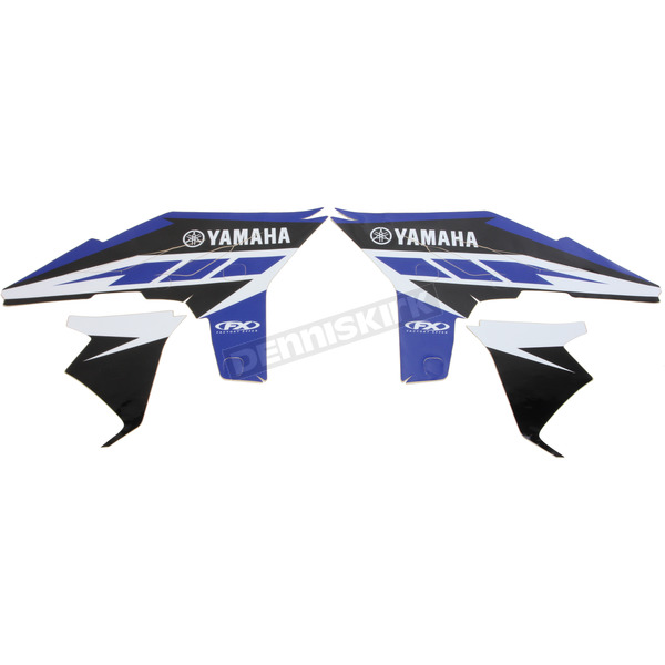 Factory Effex Yamaha FX EVO 13 Series Graphics Kit - 19-01226