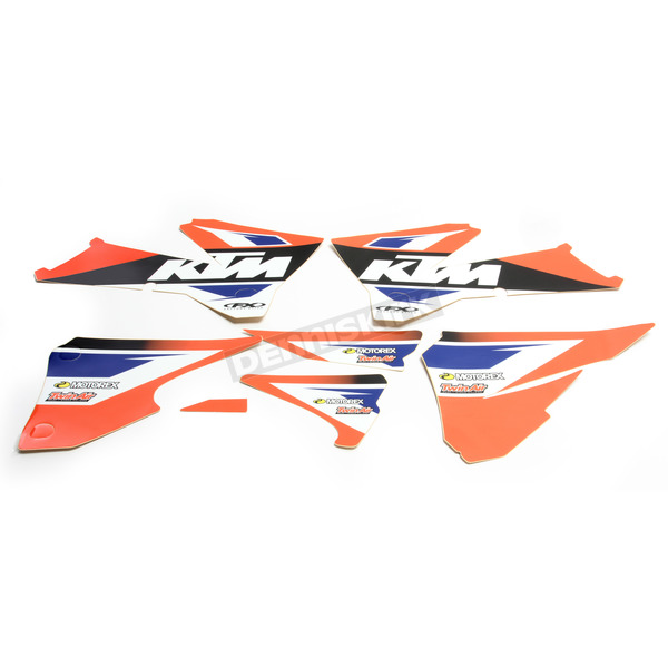 Factory Effex KTM FX EVO 13 Series Graphics Kit - 19-01522