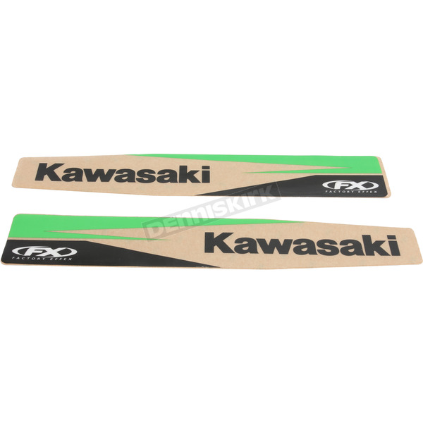 Factory Effex Kawasaki OEM Swingarm Graphic - 19-42120