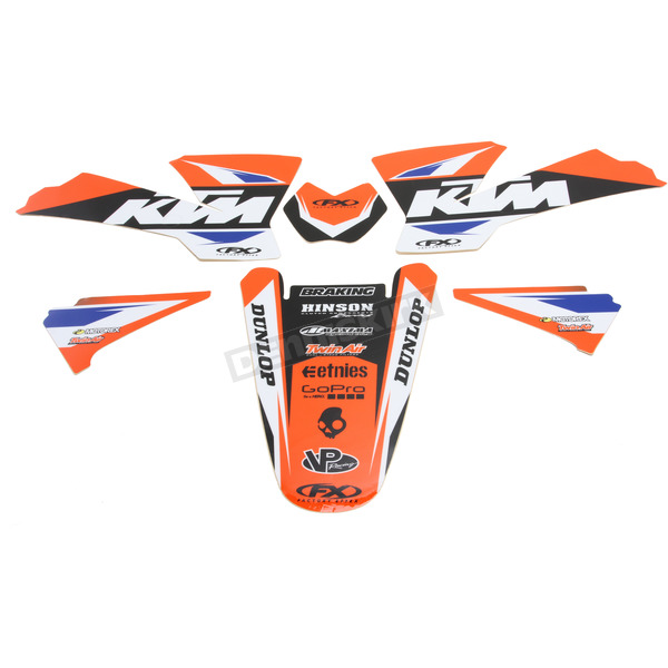 Factory Effex EVO 13 Standard Shroud Graphics Kit - 20-01556