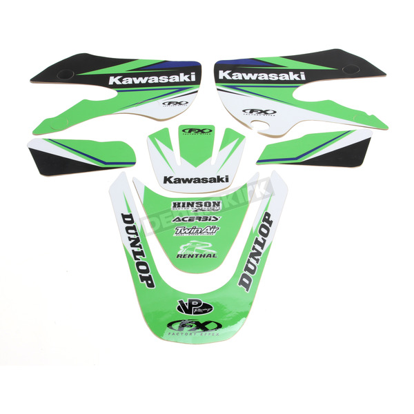 Factory Effex EVO 14 Standard Shroud Graphics Kit - 20-01106