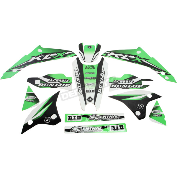 FLU Designs Pro Team Series PTS3 Graphics Kit - 21093