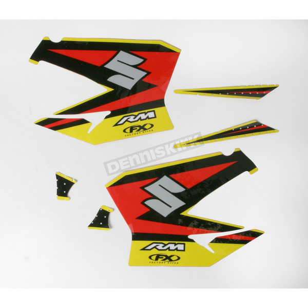 Factory Effex 05 Style OEM Tank/Shroud Graphics - FX08-05420