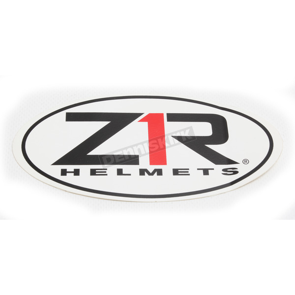 Z1R 6 in. Decal - Z1RDECAL