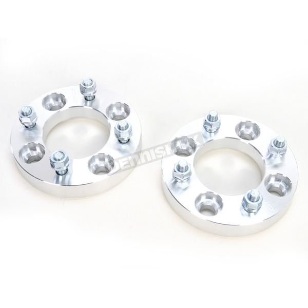 Moose 1 in. Aluminum Wheel Spacers - 0222-0415
