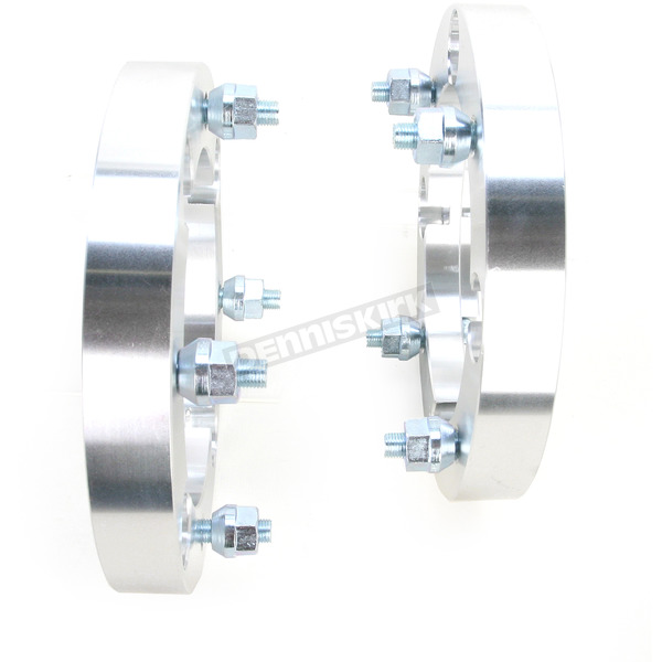 Moose 1 in. Aluminum Wheel Spacers - 0222-0418