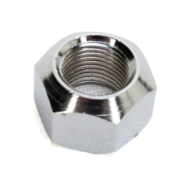 Drag Specialties Chrome Front Axle Nut - 0214-0884