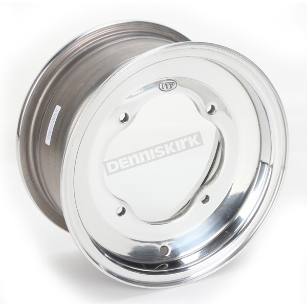 ITP Polished A-6 Pro Series 10x5 Wheel - X154151