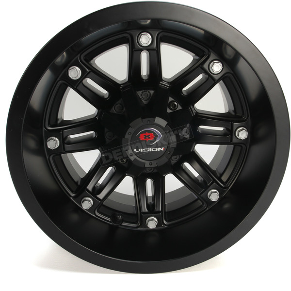Vision Wheel 157 Edge 12x7 Golf Cart Wheel - 157-12744MB-43