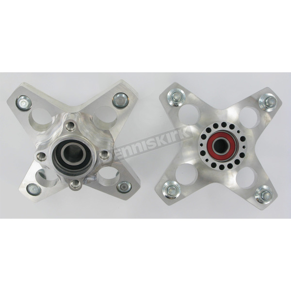 Lonestar Racing Front Billet Wheel Hubs - 12-385