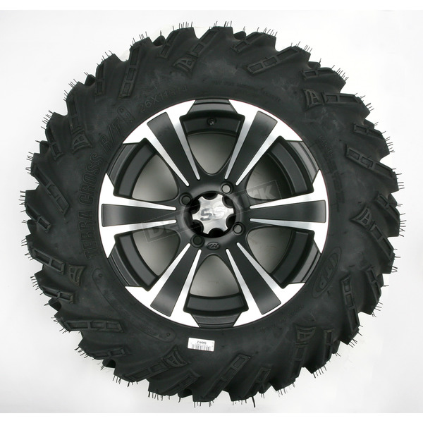 ITP Terracross R/T XD Tire/SS312 Alloy Wheel Kit - 44295